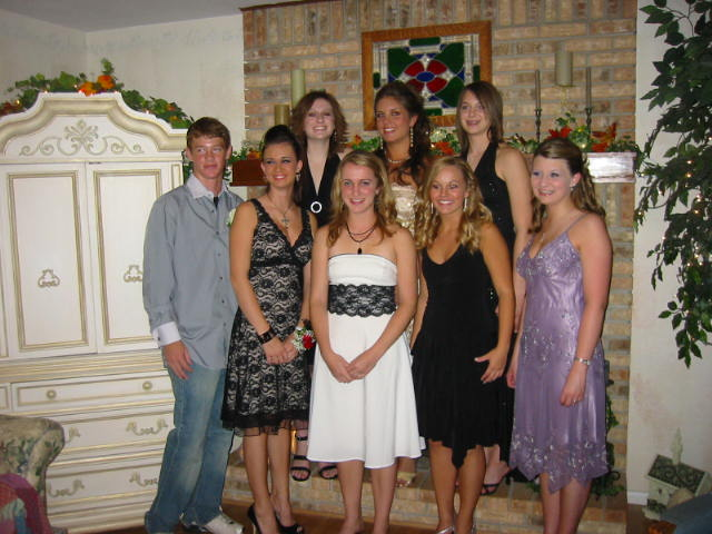 If H.S. boys were smart, they would wear a suit and not faded jeans and tennis shoes.