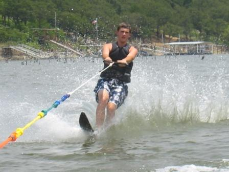 BoyHead on the Slalom